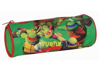 Κασετίνα Βαρελάκι Gim Ninja Power Turtle