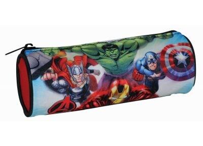 Κασετίνα Βαρελάκι Gim Avengers