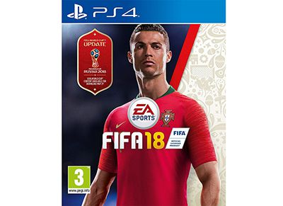FIFA 18 - PS4 Game