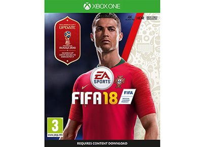 fifa 18 xbox one game public. Black Bedroom Furniture Sets. Home Design Ideas
