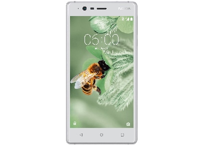 4G Smartphone Nokia 3 - Dual Sim 16GB Λευκό