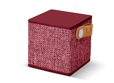 Φορητό ηχείο Fresh 'n Rebel 1RB1000RU Rockbox Cube - Ruby
