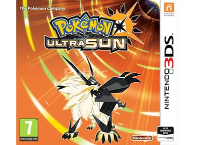 Pokemon Ultra Sun - 3DS/2DS Game