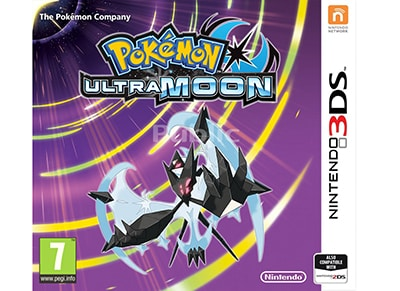 Pokemon Ultra Moon - 3DS/2DS Game