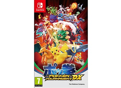 Pokken Tournament DX - Nintendo Switch Game gaming   παιχνίδια ανά κονσόλα   nintendo switch