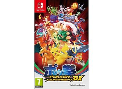 Pokken Tournament DX - Nintendo Switch Game
