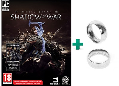 Middle-Earth: Shadow of War - PC Game
