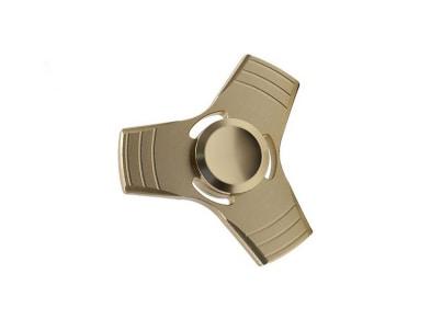 Fidget Spinner Metal - Tri-Spinner Gold - FST703