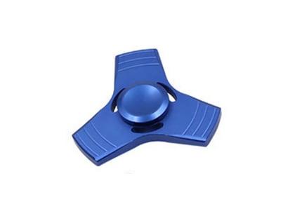 Fidget Spinner Metal - Tri-Spinner Blue - FST705