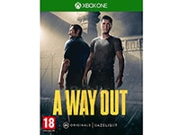 A Way Out - Xbox One Game