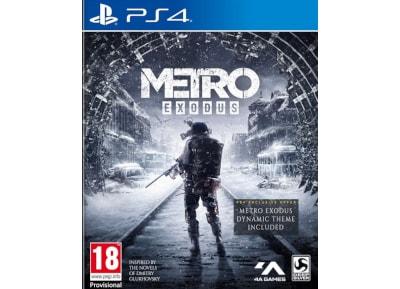 Metro Exodus - PS4 Game gaming   παιχνίδια ανά κονσόλα   ps4