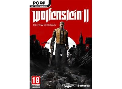 Wolfenstein 2: The New Colossus - PC Game