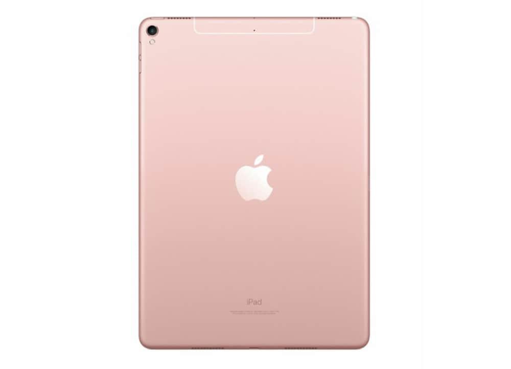 apple ipad pro 2017 10 5 256gb 4g lte rose gold public. Black Bedroom Furniture Sets. Home Design Ideas