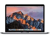 "Apple MacBook Pro Retina MPTR2GR/A 15.4"" (i7/16GB/256GB/AMD Pro 555 2GB /Touch Bar) Space Gray"