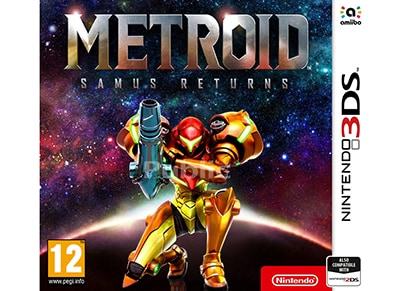 Metroid: Samus Returns - 3DS/2DS Game