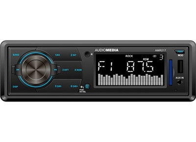 Car Audio Audiomedia AMR217 - Radio/USB