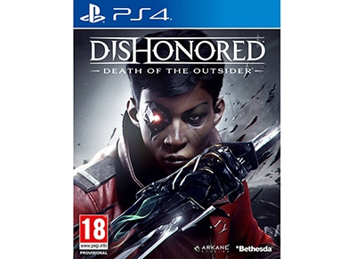 Dishonored: Death of the Outsider - PS4 Game