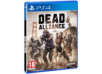 Dead Alliance - PS4 Game