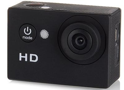 Action Camera AllWinner DV600SC