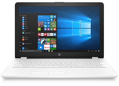 "Laptop HP 15bw004nv 15.6"" (A99420/4GB RAM/256GB SSD /Radeon520)"