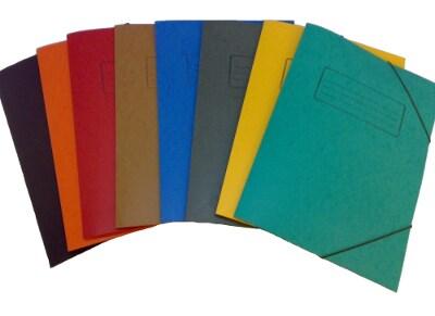 Φάκελος Πρεσπάν με Λάστιχο 25χ35 - Μπλε