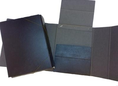 Κουτί Αρχείου με Λάστιχο Fiber 26x38x8 cm - Μπορτνώ