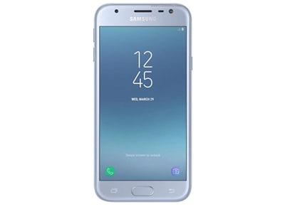 Samsung Galaxy J3 2017  16GB Μπλε Smartphone