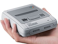 SNES Mini - Nintendo Classic Mini