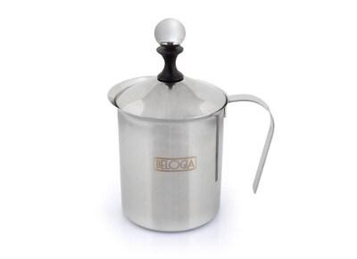 Χειροκίνητη Συσκευή Αφρογαλιέρα Belogia MMF 810001 - 400ml - Inox είδη σπιτιού   smartliving   coffee corner   αξεσουάρ καφέ