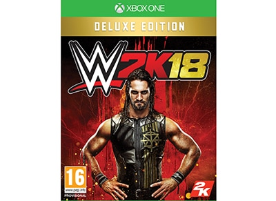 WWE 2K18 Deluxe Edition - Xbox One Game gaming   παιχνίδια ανά κονσόλα   xbox one