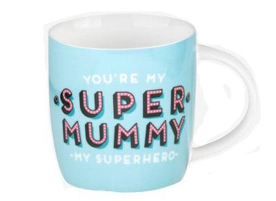 Κούπα Legami Buongiorno Super Mummy Superhero