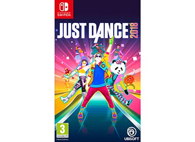 Just Dance 2018 - Nintendo Switch Game gaming   παιχνίδια ανά κονσόλα   nintendo switch