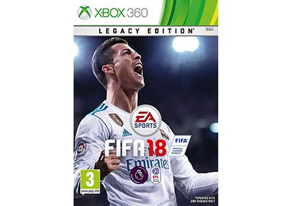 FIFA 18 Legacy Edition - Xbox 360 Game