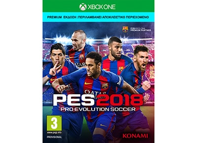 Xbox One Used Game: Pro Evolution Soccer 2018 gaming   used games   xbox one used