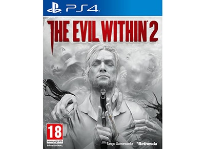 PS4 Used Game: The Evil Within 2 gaming   used games   ps4 used
