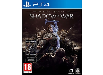 PS4 Used Game: Middle-Earth: Shadow of War gaming   used games   ps4 used