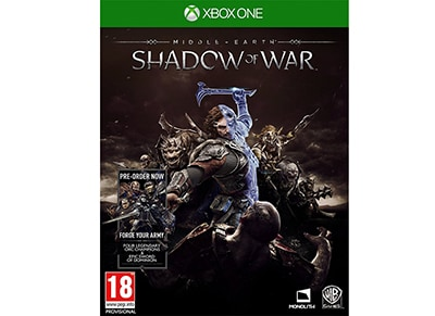 Xbox One Used Game: Middle-Earth: Shadow of War gaming   used games   xbox one used