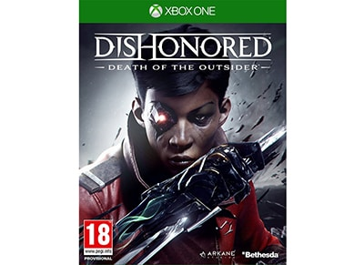 Xbox One Used Game: Dishonored: Death of the Outsider gaming   used games   xbox one used