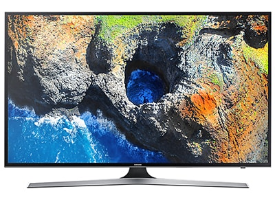 "Τηλεόραση 50"" Samsung UE50MU6122KXXH - 4K Smart TV"