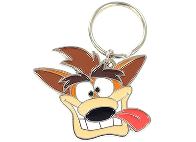 Μπρελόκ Numskull Crash Bandicoot Metal Keychain