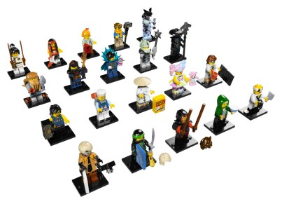 LEGO® 71019 Minifigures The LEGO® Ninjago® Movie™ (1 Τεμάχιο)