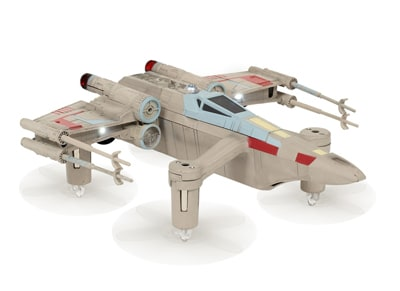 Propel Star Wars laser battling drone - X-Wing