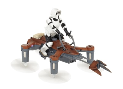 Propel Star Wars laser battling drone - Speeder Bike