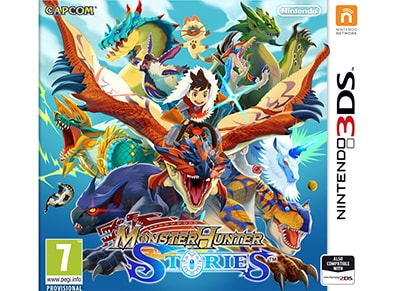 Monster Hunter Stories - 3DS/2DS Game