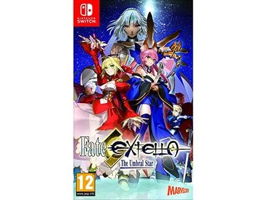 Fate/Extella: The Umbral Star - Nintendo Switch Game gaming   παιχνίδια ανά κονσόλα   nintendo switch