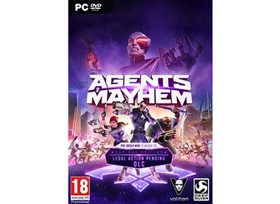 Agents of Mayhem Day One Edition - PC Game