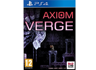 Axiom Verge - PS4 Game