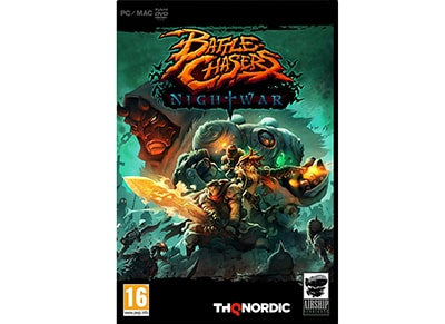 Battle Chasers: Nightwar - PC Game