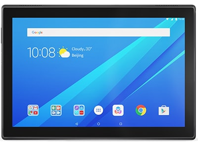 "Tablet Lenovo Tab 4 HD (X304F) - 10"" 16GB Μαύρο"