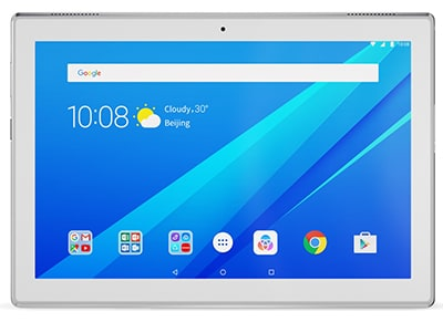 "Tablet Lenovo Tab 4 HD (X304F) - 10"" 16GB Λευκό"
